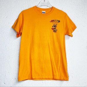 Salty Dog Surf Shop Daytona Beach Tee Shirt Small